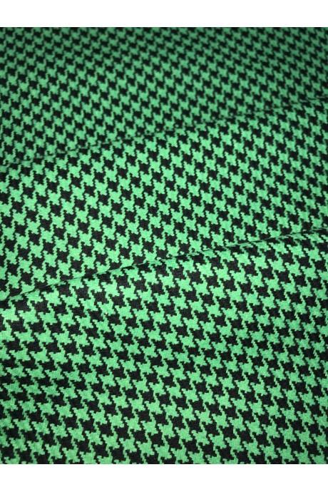 Костюмная ткань пье-де-пюль