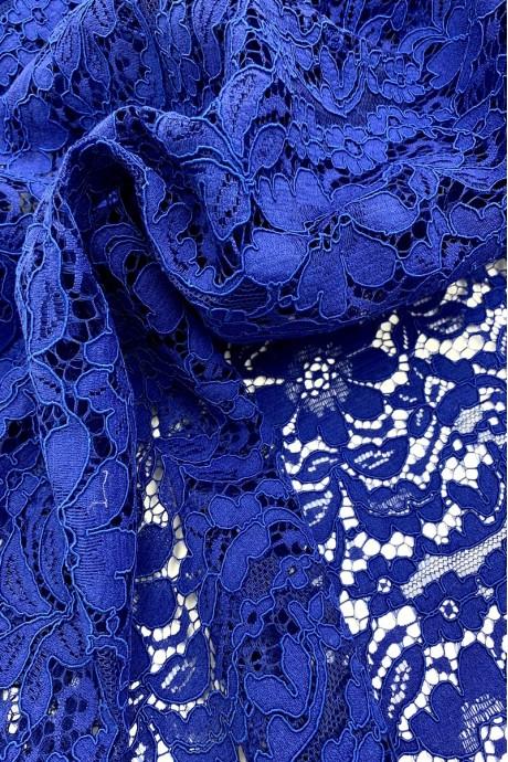 Кордовое кружевное полотно Dolce&Gabbana