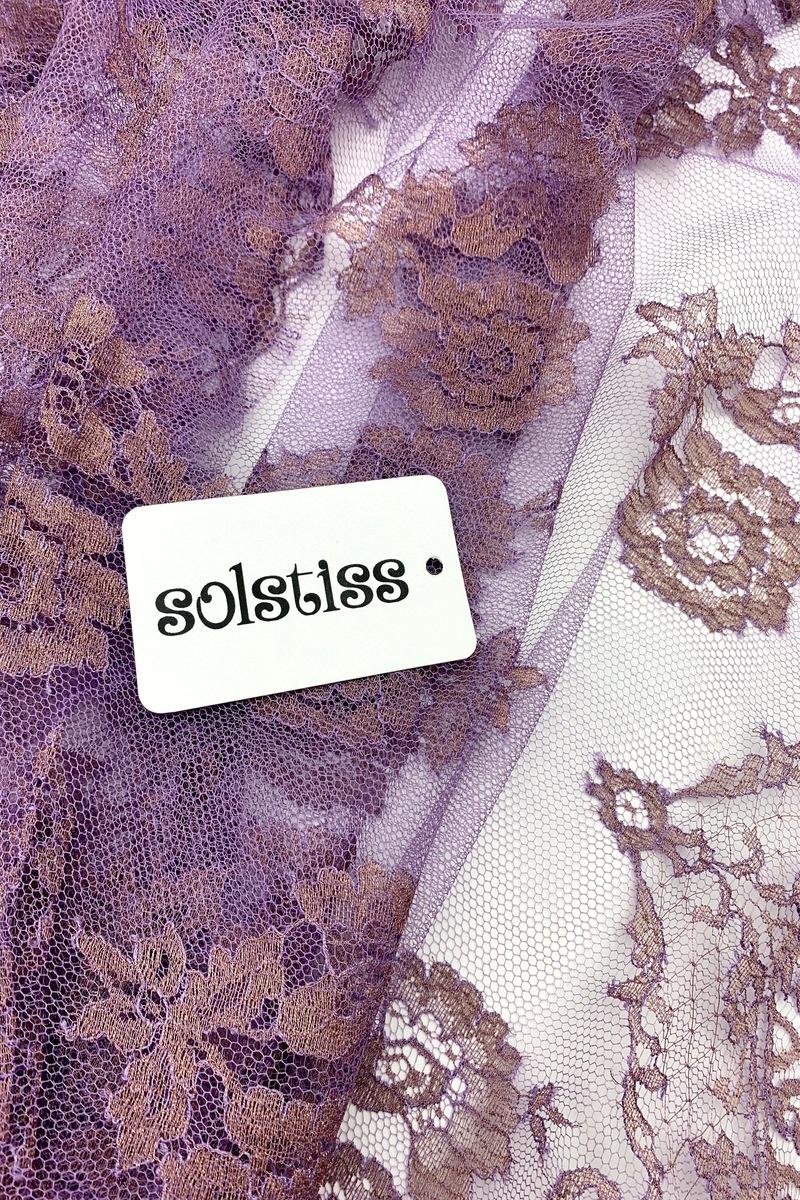 Кружевное полотно Solstiss