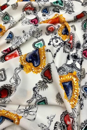 Шелк Dolce&Gabbana