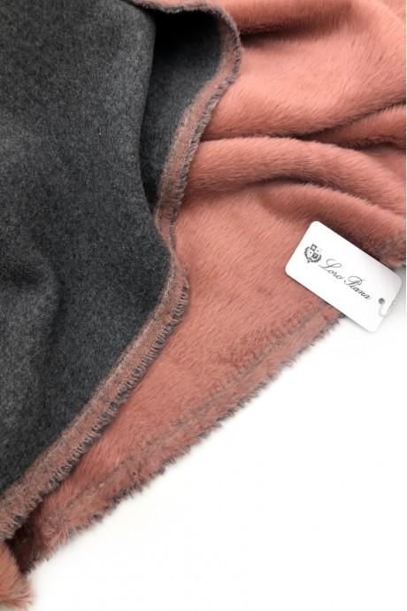 Пальтовая ткань 2-сторонняя Loro Piana