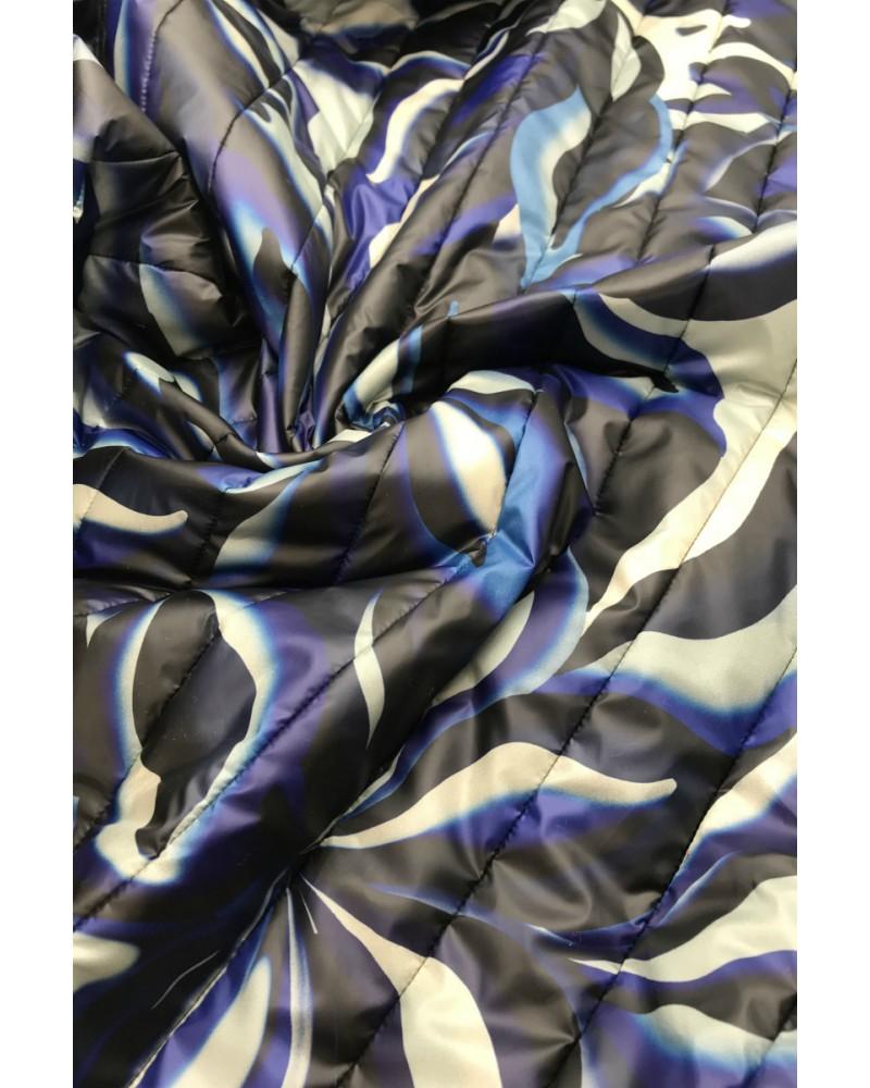 Курточная ткань с принтом