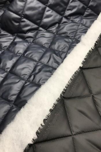 Курточная стеганая ткань на синтепоне