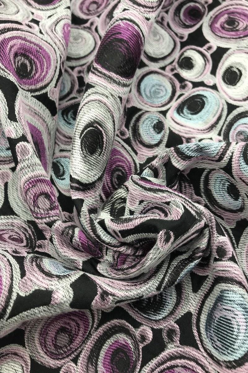 Костюмная ткань с рисунком